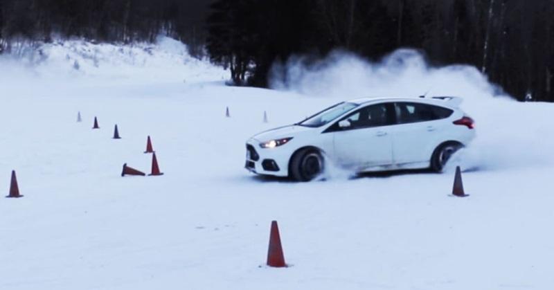 Hogyan vezessünk blokkolásgátlóval a hóban?
