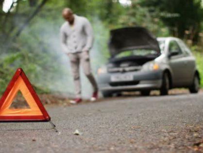 Mi lesz az út szélén hagyott autóval?
