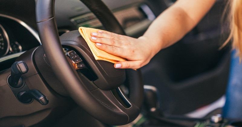 Tavaszi nagytakarítás a kocsiban