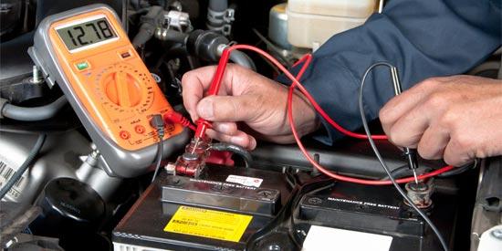 Mit tegyünk, ha az autó elektromos rendszere hibásodott meg?