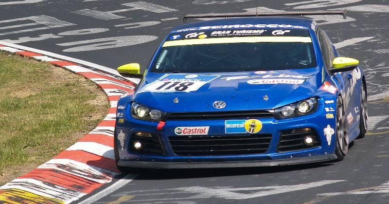 Európa első számú autóverseny pályája: Nürburgring