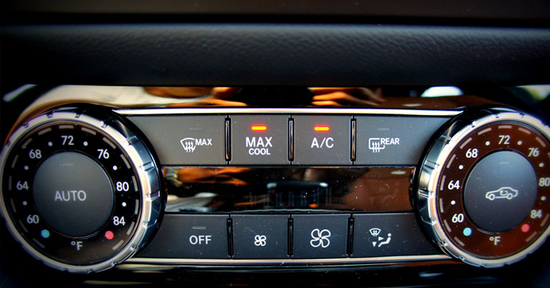 A légkondicionáló berendezések helyes használata az autókban
