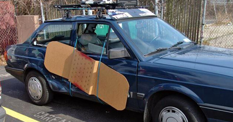 Hogyan állítsd helyre elhasznált autód küllemét?