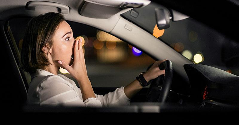 A szándékos autós ütközések? Figyeljünk a csalókra!