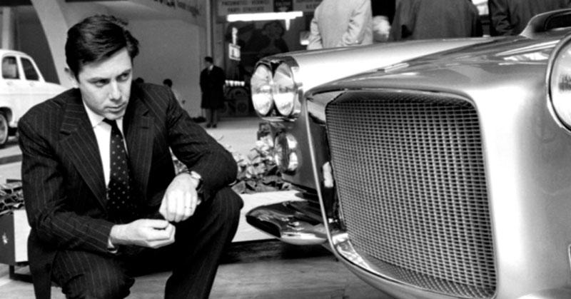 Ki volt Sergio Pininfarina?