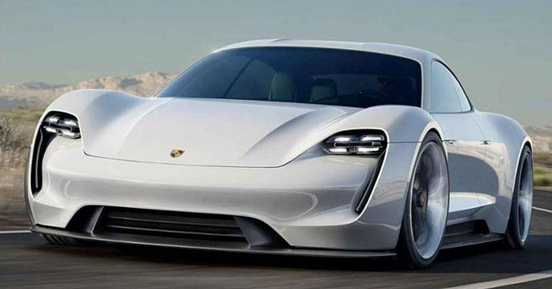 Jövőre érkezik a piacra a vadonatúj Porsche Mission E