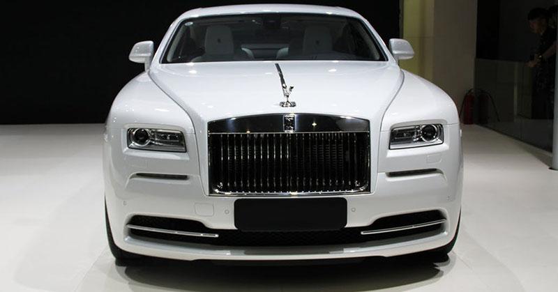 Majdnem 200 millió forintot fizettek az első Rolls-Royce Phantomért