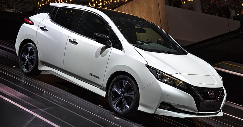 Már rendelhető az új Nissan Leaf