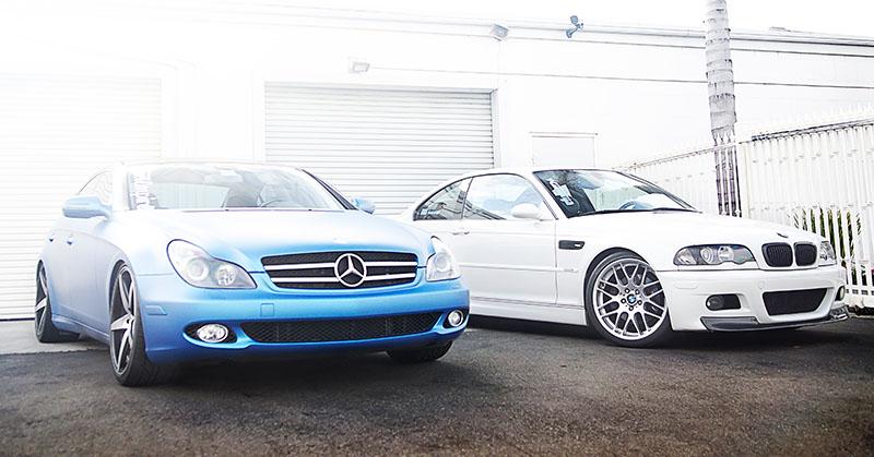 Mit gondol, a BMW vagy a Mercedes luxusmodelljei a népszerűbbek?