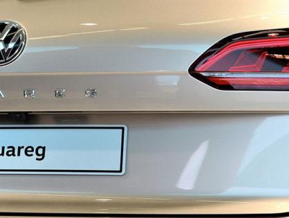 Bemutatták a Volkswagen új csúcsmodelljét