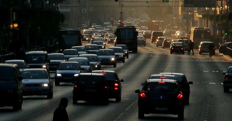 Öregek a magyar autók, mint az országút