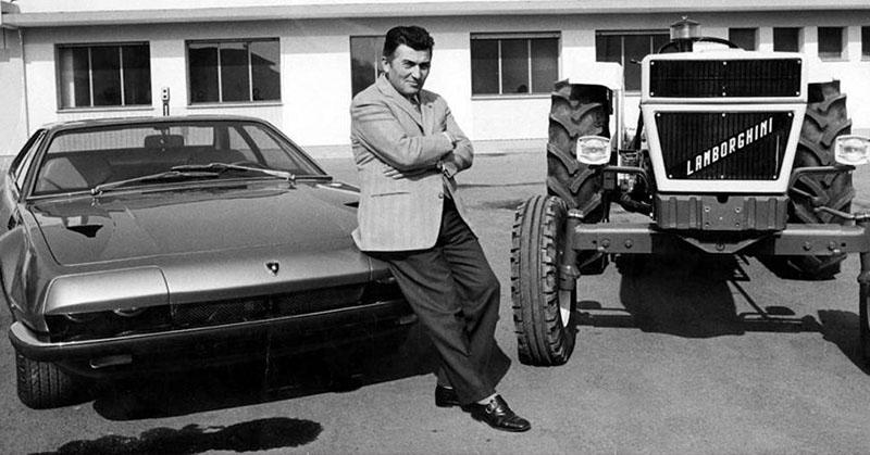 Örökké fennmarad a neve – 25 éve hunyt el Ferruccio Lamborghini