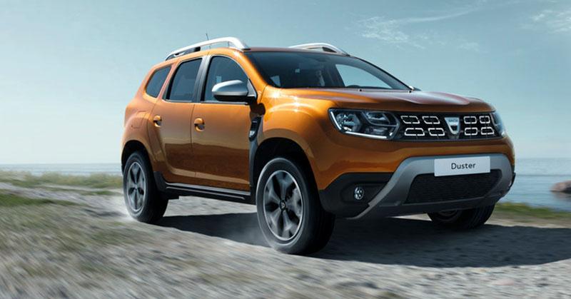 Szinte minden megváltozott az új Dacia Dusteren