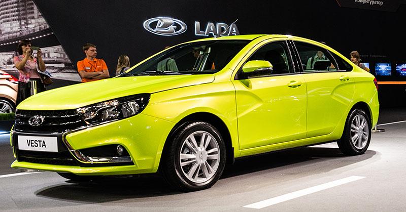 Új modellekkel hódíthat Magyarországon a Lada
