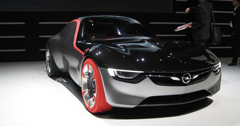 50 éves lett az Opel GT