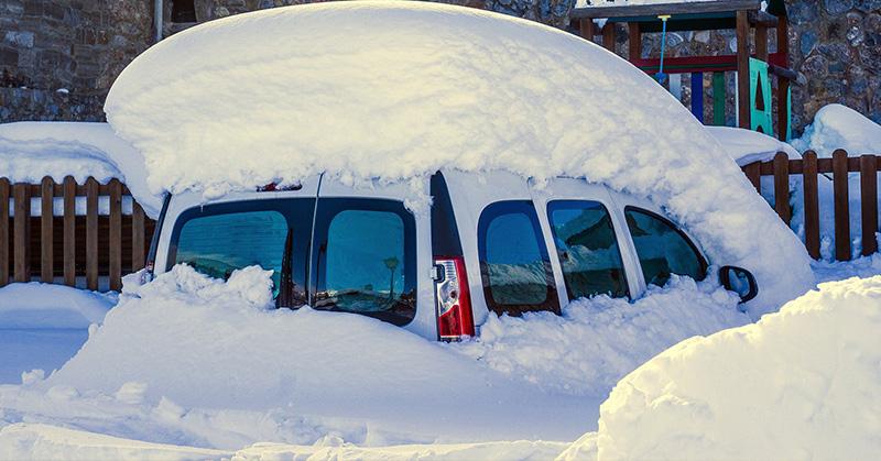 Jönnek a hideg téli napok! Tartsuk karban autónkat fagyban is!