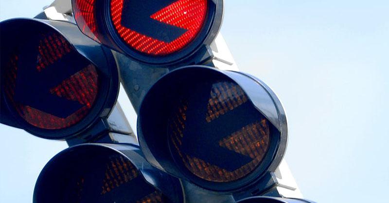 Fő a biztonság!- a közlekedési jelzőlámpák