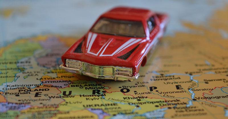 Négy tipp az Európában autózóknak