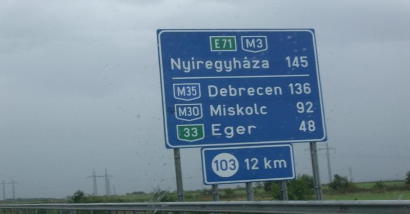 900 kilométer új autópálya és autóút épül hazánkban 2022-ig