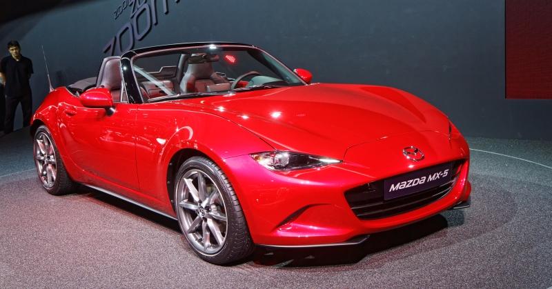 Rejt még néhány lóerőt az új Mazda MX5