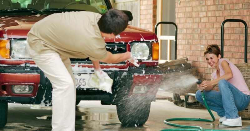 Károsítja az autót a gyakori mosás?