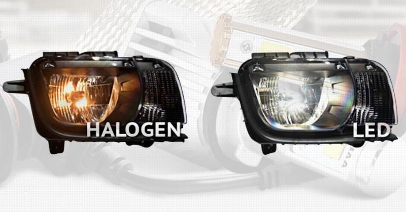 Miért jobb a LED fényszóró?