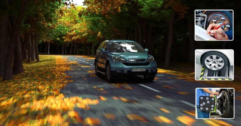 Hogyan készüljünk fel gumiabroncsainkkal az őszi feltételekre?