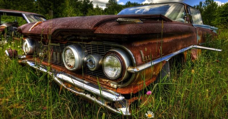 Hatékonyan az autó rozsdásodása ellen?