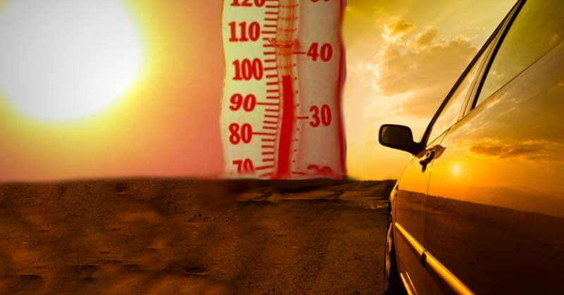 Hogyan óvjuk az autónkat nyáron