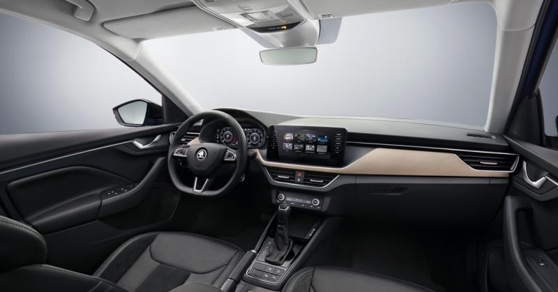 A Scala nevet kapta a Škoda új kompakt modellje