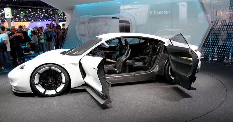 Porsche Taycan – a legtitokzatosabb elektromos autó