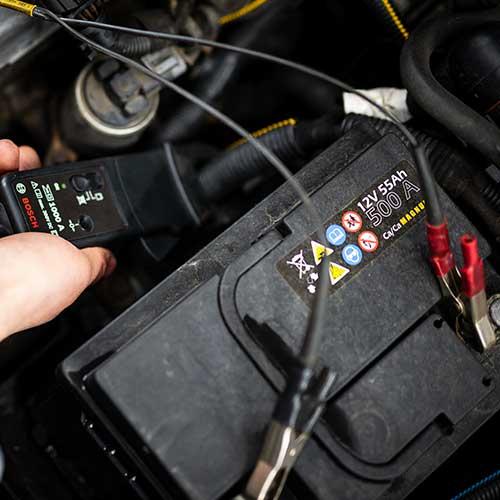 Akkumulátor töltés