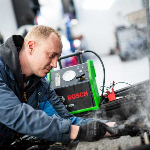 Autó fűtő-hőtő rendszer hibafeltárás