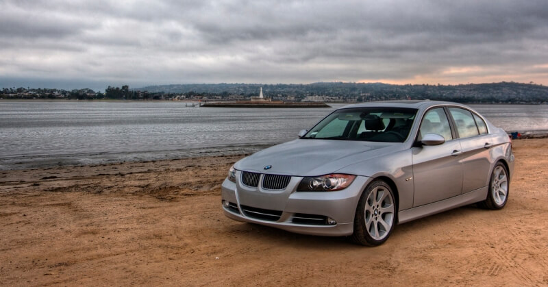 BMW 335i E90 a parton