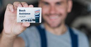 Bosch Car Assistance biztosítás