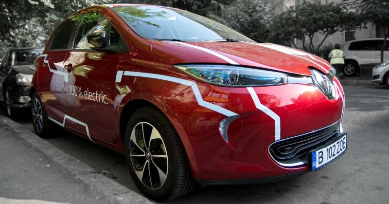 Százból három kocsi már elektromos lesz az év végére