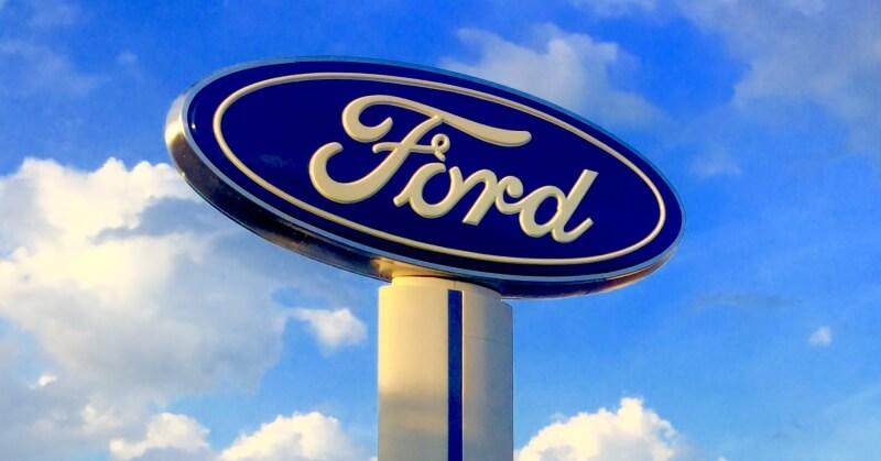 Ford tábla