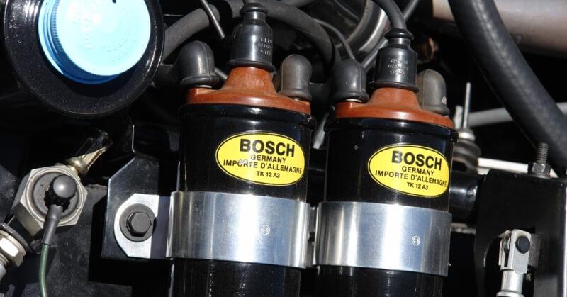 Bosch gyújtótekercsek