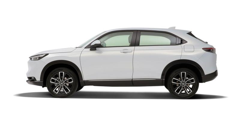 Új Honda HR-V