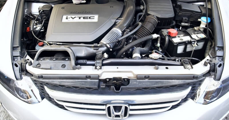 Honda i-VTEC motor