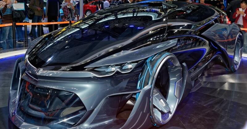 Futurisztikus autó