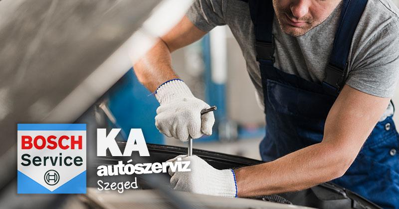 KA Autószerviz Szeged