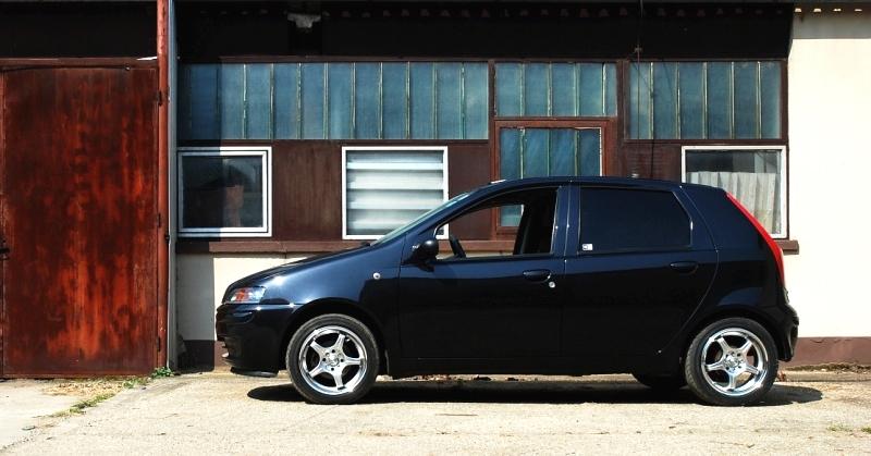 Második generációs Fiat Punto