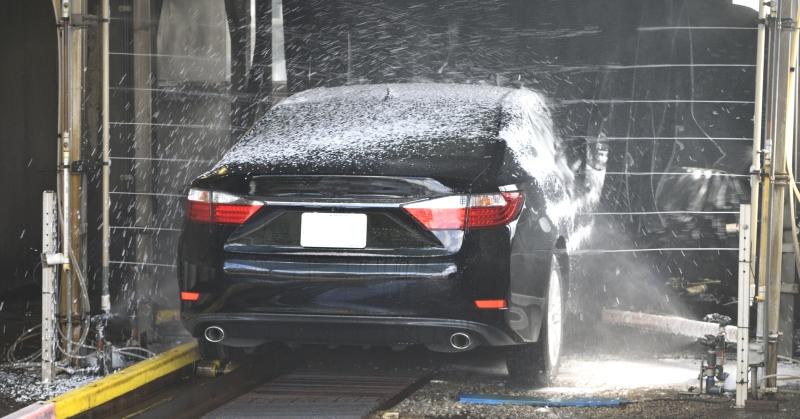Autó mosás
