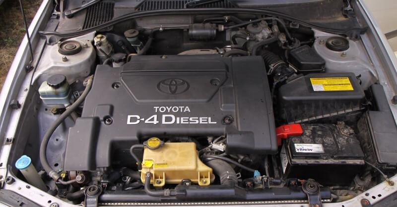 Közvetlen befecskendezésű dízelmotor