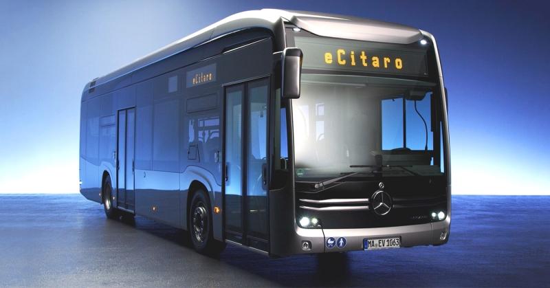 Mercedes-Benz eCitaro, a tisztább levegőért