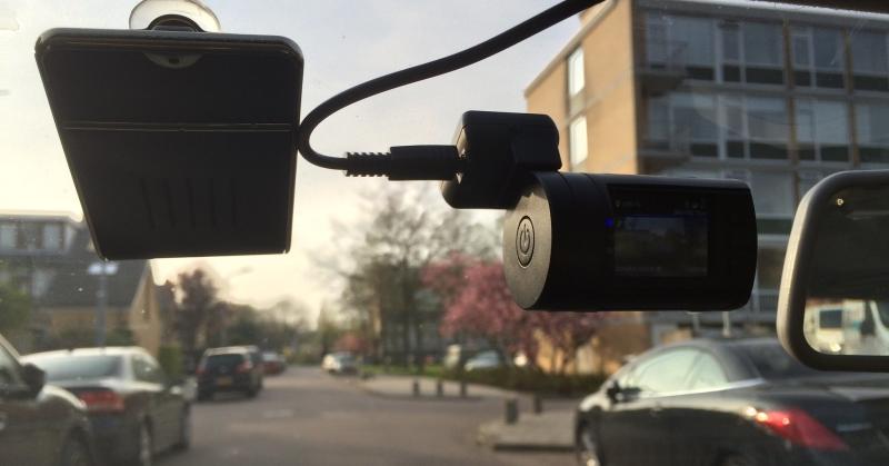 Mini fedélzeti kamera