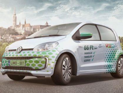 Hárommillió kilométer: nagy siker Budapesten az autómegosztás