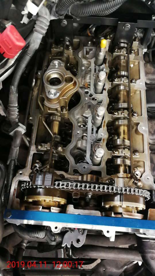 autó olajnyomás hiba javítás