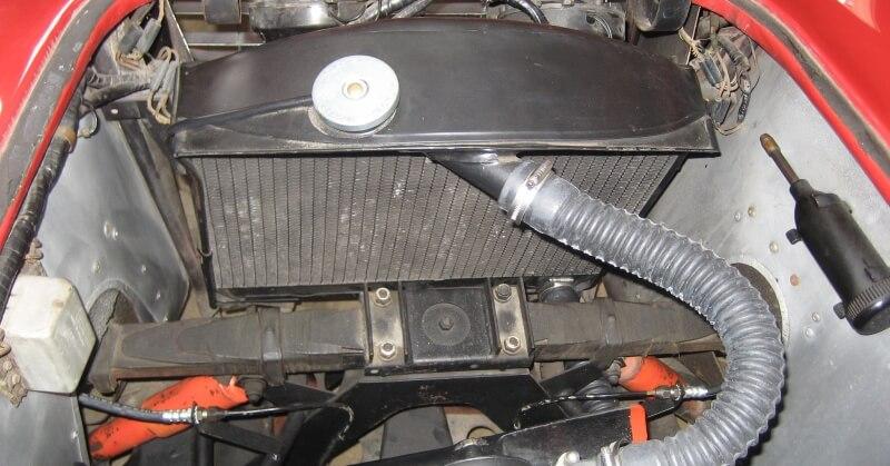 Motor hűtője